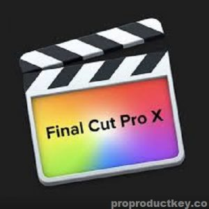 Final Cut Pro X 10.5.2 Crack With License Key Free Download 2021
